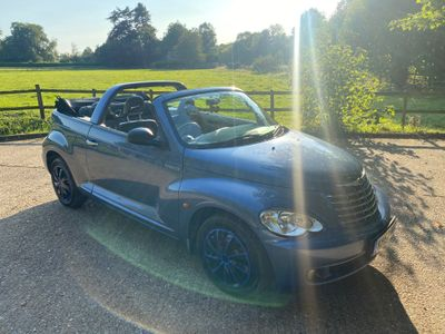 Chrysler PT Cruiser Convertible 2.4 Limited RHD 2dr