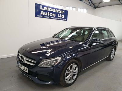 Mercedes-Benz C Class Estate 2.1 C300de Sport (Premium Plus) G-Tronic+ (s/s) 5dr