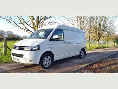 Volkswagen Transporter Panel Van 2.0 BiTDI T32 Highline Panel Van 4MOTION 4dr (SWB)