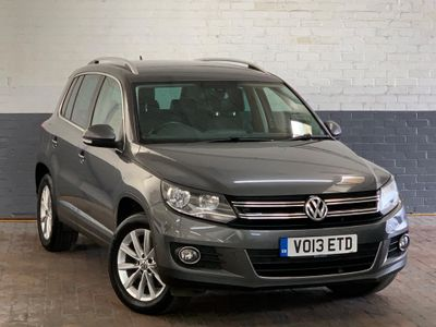 Volkswagen Tiguan SUV 2.0 TDI BlueMotion Tech SE 4WD (s/s) 5dr