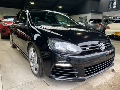 Volkswagen Golf Hatchback 2.0 TSI R DSG 4MOTION 5dr