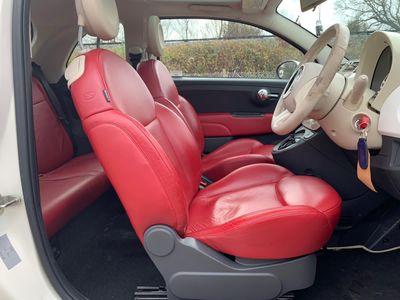 Fiat 500 Hatchback 1.4 16v Lounge Dualogic 3dr
