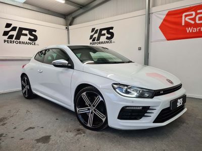 Volkswagen Scirocco Coupe 2.0 TSI BlueMotion Tech R Hatchback DSG 3dr