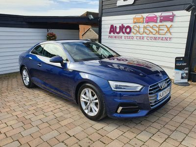 Audi A5 Coupe 2.0 TDI Sport S Tronic quattro (s/s) 2dr