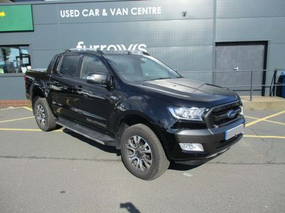 FORD RANGER Pickup WILDTRAK 3.2 200 PS AUTO **NO VAT**