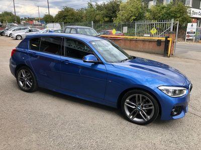 BMW 1 Series Hatchback 2.0 120d M Sport Auto xDrive (s/s) 5dr