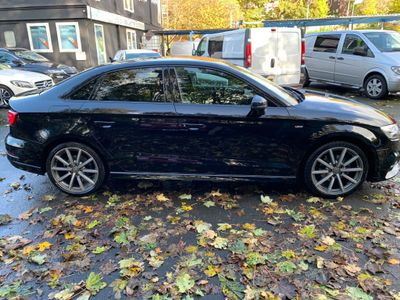 Audi A3 Saloon 1.5 TFSI CoD Black Edition (s/s) 4dr