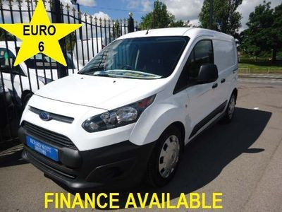 Ford Transit Connect Panel Van 1.5 TDCi 220 Panel Van 5dr Diesel Manual L1 (124 g/km, 99 bhp)