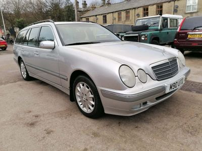 Mercedes-Benz E Class Estate 2.8 E280 Elegance 5dr