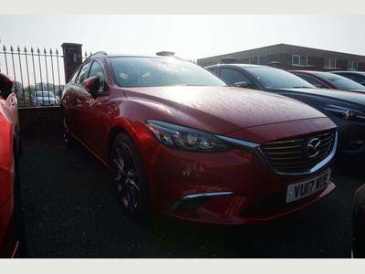 Mazda Mazda6 Estate 2.0 SKYACTIV-G Sport Nav (s/s) 5dr