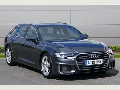 Audi A6 Avant Estate 3.0 TDI V6 50 S line Avant Tiptronic quattro (s/s) 5dr