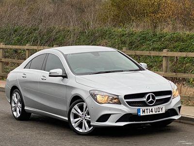 Mercedes-Benz CLA Class Coupe 1.8 CLA200 CDI Sport 7G-DCT 4dr