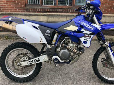 Yamaha WR450 Enduro 450 F