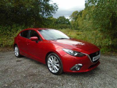Mazda Mazda3 Hatchback 2.0 SKYACTIV-G Sport Nav 5dr