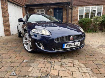 Jaguar XK Coupe 5.0 V8 Signature Auto 2dr