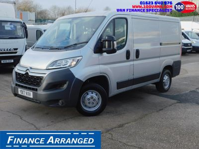 Citroen Relay Panel Van 2.0 BlueHDi 33 Enterprise L1 H1 EU6 5dr