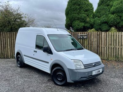 Ford Transit Connect Panel Van 1.8 TDCi T230 High Roof LX 4dr