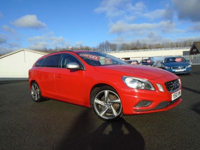 Volvo V60 Estate 2.4 D5 R-Design (Premium Pack) Geartronic 5dr