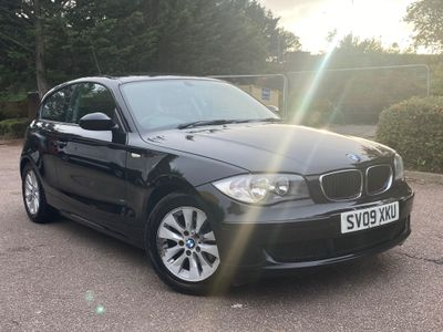 BMW 1 Series Hatchback 2.0 116d ES 3dr