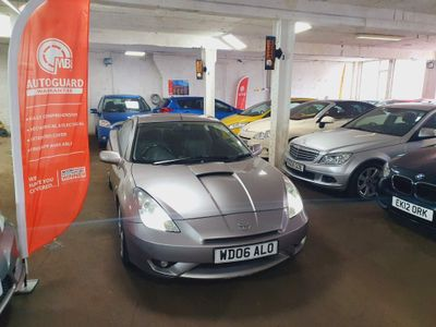 Toyota Celica Coupe 1.8 VVTL-i T Sport 3dr (leather)