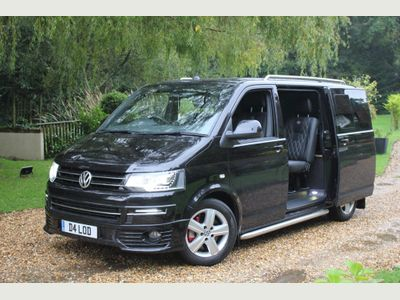 VOLKSWAGEN TRANSPORTER Combi Van {Edition unlisted}