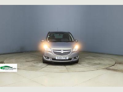 Vauxhall Meriva MPV 1.4 i 16v SE 5dr