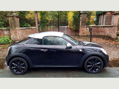 MINI Coupe Coupe 1.6 Cooper 3dr