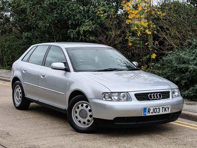 Audi A3 Hatchback 1.6 5dr
