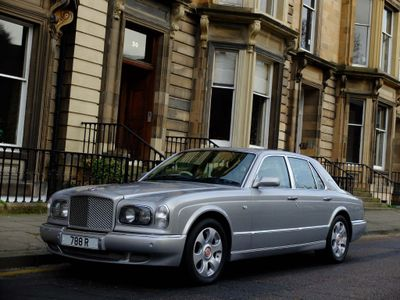 Bentley Arnage Saloon 6.8 Red Label 4dr