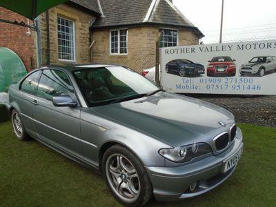 BMW 3 Series Coupe 2.0 318Ci SE 2dr