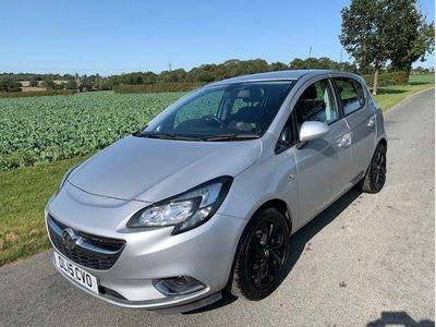 Vauxhall Corsa Hatchback 1.0i Turbo ecoFLEX SRi (s/s) 5dr