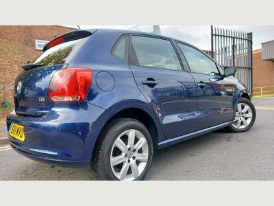 Volkswagen Polo Hatchback 1.6 TDI SE 5dr