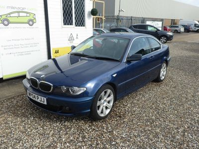 BMW 3 Series Coupe 3.0 330Cd SE 2dr
