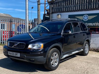 Volvo XC90 SUV 2.4 D5 Active AWD 5dr
