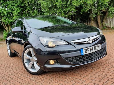 Vauxhall Astra GTC Coupe 1.6T 16V SRi (s/s) 3dr