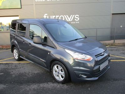 Ford Tourneo Connect MPV 1.6 TDCi Zetec 5dr
