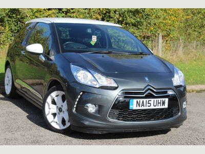 Citroen DS3 Hatchback 1.6 THP DStyle Ice (s/s) 3dr
