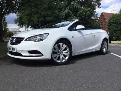 Vauxhall Cascada Convertible 1.6T 16V SE Auto 2dr