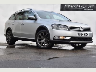 Volkswagen Passat Estate 2.0 TDI BlueMotion Tech Alltrack DSG 4x4 (s/s) 5dr