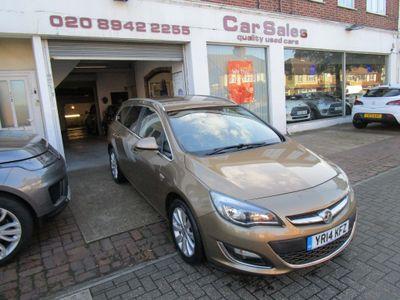 Vauxhall Astra Estate 2.0 CDTi 16v Elite Sport Tourer 5dr