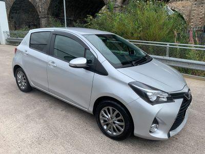 Toyota Yaris Hatchback 1.33 Dual VVT-i Icon Multidrive S 5dr
