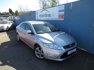 Ford Mondeo Hatchback 2.0 TDCi Titanium X Business Powershift 5dr