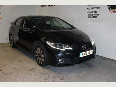 Honda Civic Hatchback 1.8 i-VTEC SE Plus (s/s) 5dr