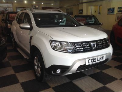 Dacia Duster SUV 1.6 SCe Comfort (s/s) 5dr