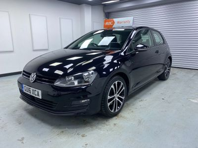 Volkswagen Golf Hatchback 1.4 TSI BlueMotion Tech Match Edition (s/s) 3dr