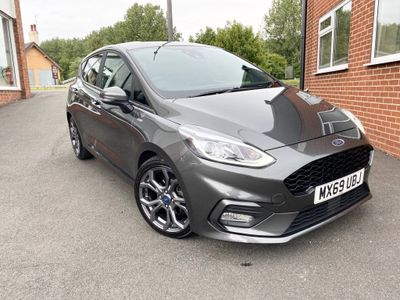 Ford Fiesta Hatchback 1.0T EcoBoost ST-Line Auto (s/s) 5dr