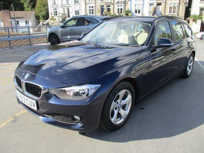 BMW 3 Series Estate 2.0 320d ED BluePerformance EfficientDynamics Touring (s/s) 5dr