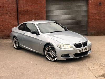 BMW 3 SERIES Coupe 2.0 320d Sport Plus 2dr