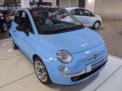 Fiat 500 Hatchback 1.2 Cult (s/s) 3dr