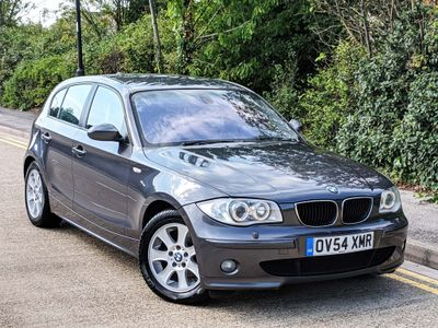 BMW 1 Series Hatchback 2.0 120i SE 5dr